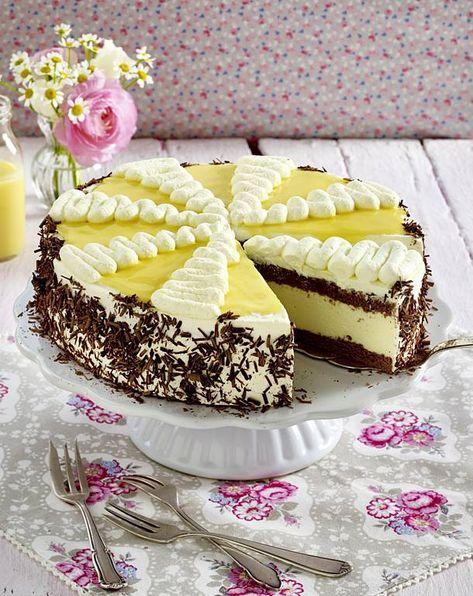 Unser beliebtes Rezept für Eierlikör-Torte und mehr als 55.000 weitere kostenlose Rezepte auf LECKER.de.