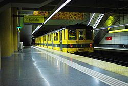 Buenos Aires Train System - http://www.buenosaires.gob.ar/subte