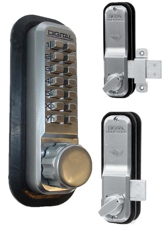 New Commercial Keypad Entry Systems
