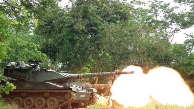 Stingray tank