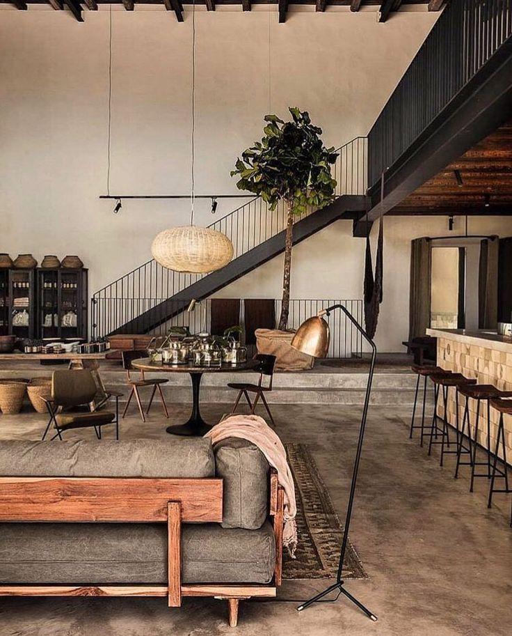 17 Best Inspiration Industrial Interior Design Ideas For Your Home Decor Modern Interior Design Industrial Interior Design House Design