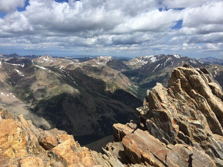 Mount Elbert Summit in Leadville, CO