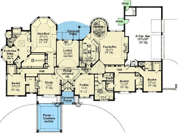 736 best house plans images on pinterest floor plans house floor
