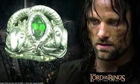 Aragon su anillo