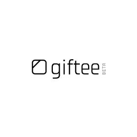 gifteeのロゴ:シンプルなサービスには・・・ | ロゴストック