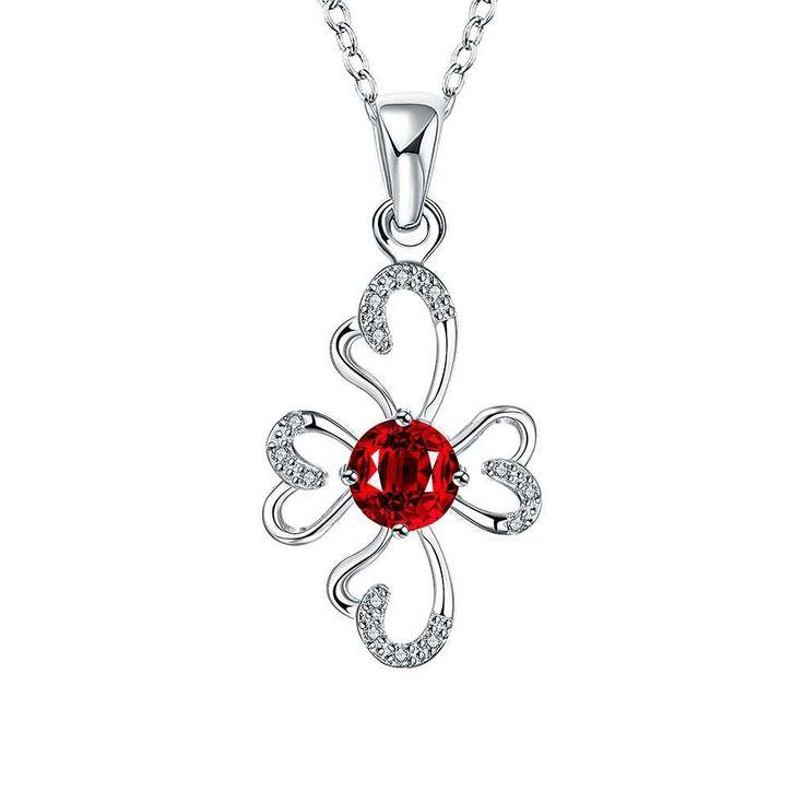 Купить Бесплатная Доставка NEW!! серебряные ожерелья способа для женщин 2015…