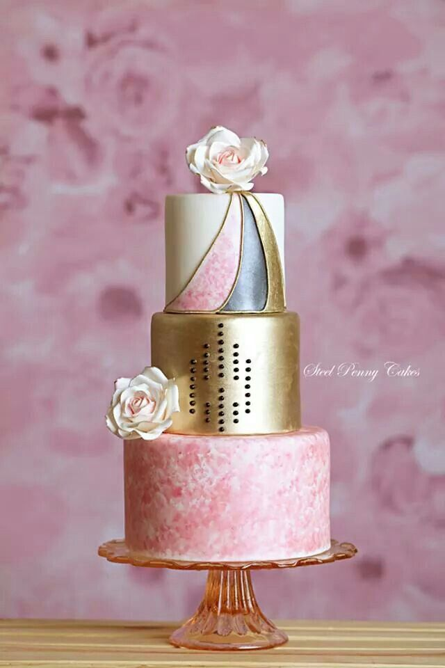 Truly Gorgeous Wedding Cakes