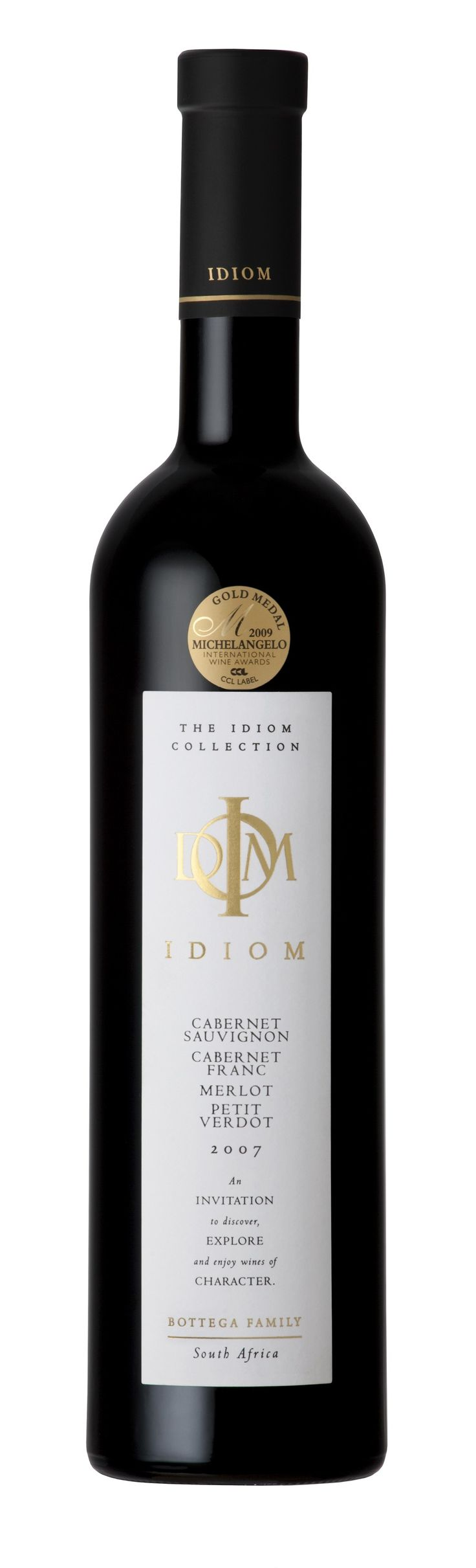 Enjoy with a potjie: Idiom Bordeaux-Style Blend 2007 86 points, 5* value!  #wine #SouthAfrica