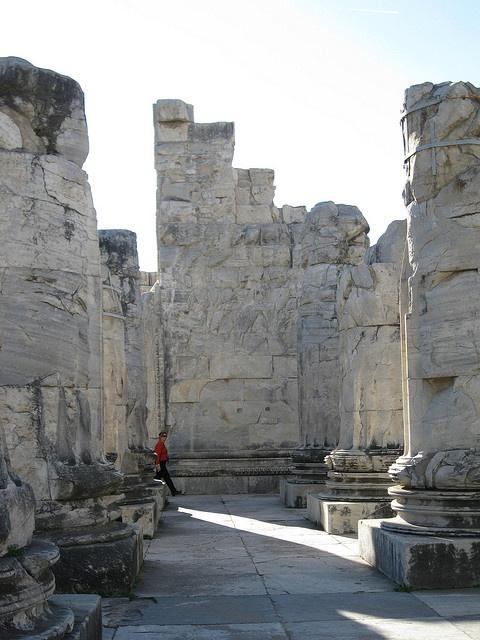Didyma, Turkey - Temple of Apollo