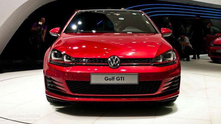 Awesome VW Golf 7 GTI
