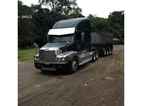 Camiones y Buses   Freightliner CENTURY Panamá 2000   SE VENDE MULA CON VAGONETA
