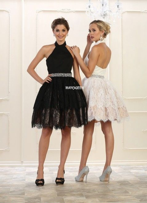 81dfc54b980 May Queen MQ1558 Prom Short Dress.  147.00 ✓Ships in 3-5 Days ✓All Size  ✓Online Payment Option May Queen MQ1558 Prom Short Dress  May  Queen   Dancing ...