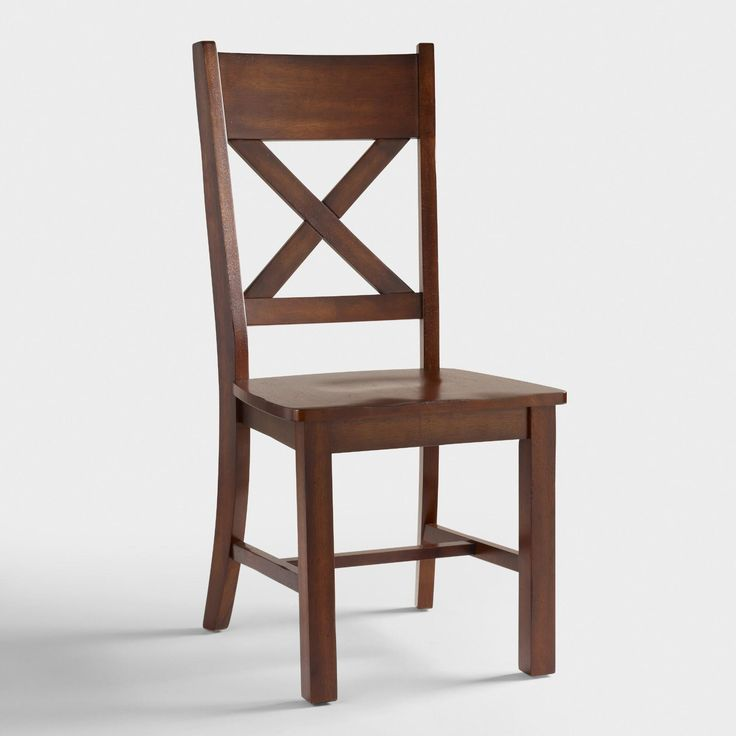 mahogany verona side chairs set of 2