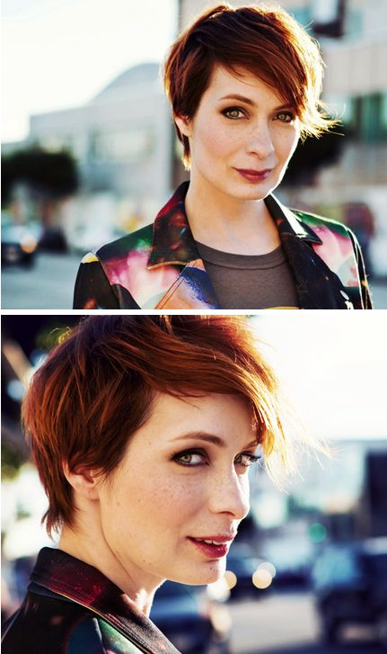 """ Break the rules to find new ways to tell stories."" — Felicia Day"