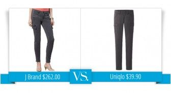 J Brand Cargo Pants Look-Alike for Only $39.90 from Uniqlo