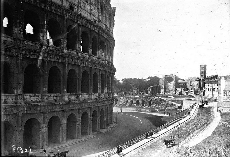 Colosseo 1920