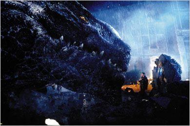 Godzilla : Photo Roland Emmerich
