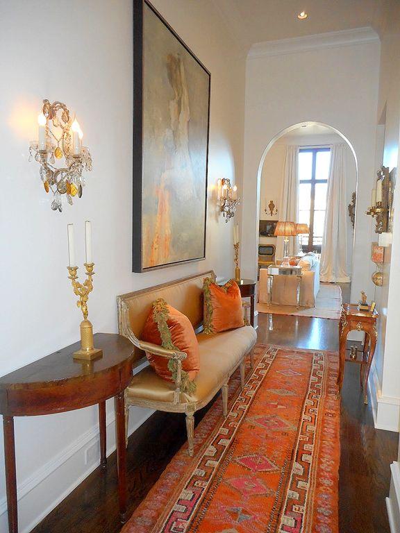 Mignon Topping fabulous foyer (from Cote de Texas)