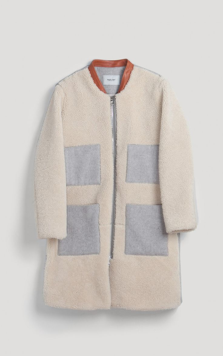 Rachel Comey - Nexus Coat - Jackets/Outerwear - New Arrivals - Women's Store