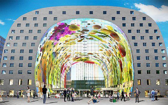 Markthal Rotterdam - Holland.com