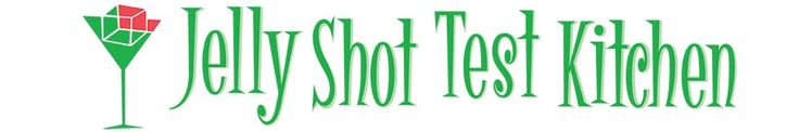 Jelly Shot Test Kitchen: Unfettered F-U-N . . . Rainbow Jelly Shooter!