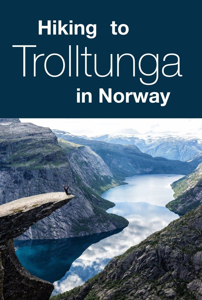 Trolltunga hike in Norway: how to get here, what to expect, and how to have the best experience