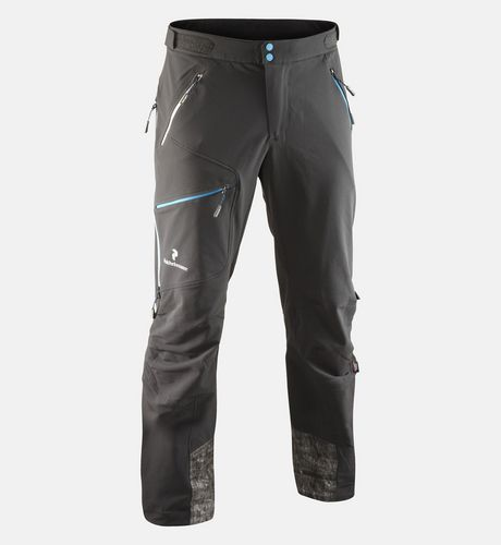 Women's Blacklight Touring Softshell Pants - pants - Peak Performance