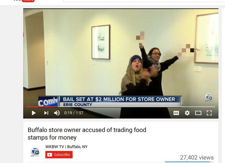 Buffalo Muslim Food Stamp Fraud