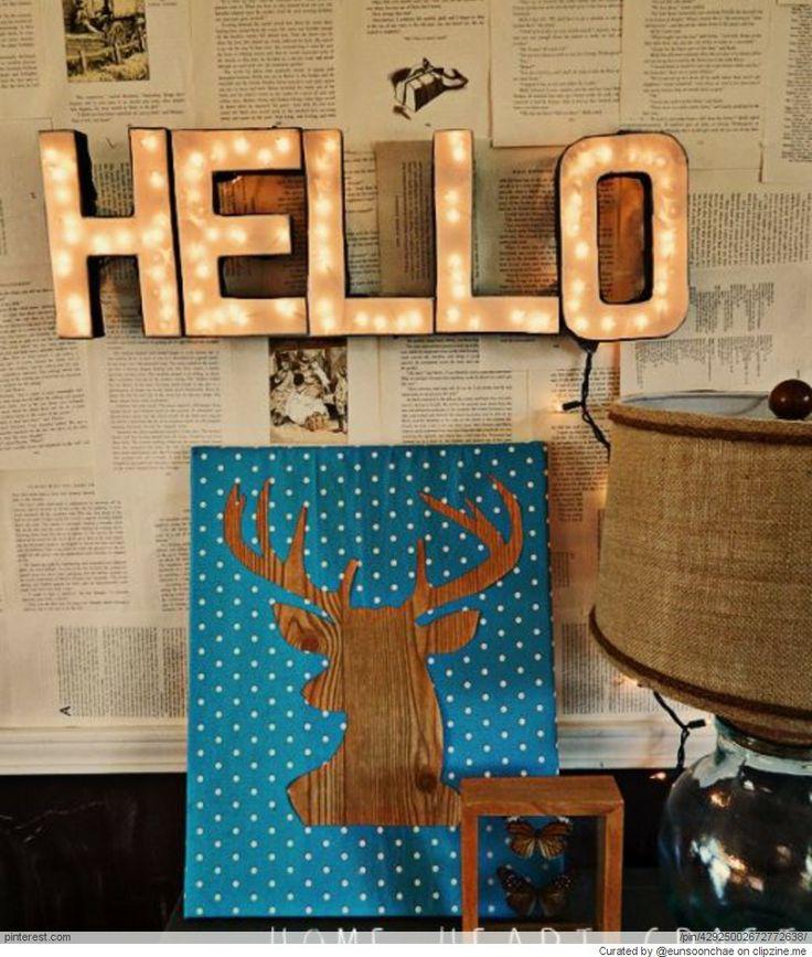 DIY Crafts Home Decor