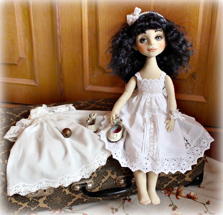 Лаура Куклы от Ольги Ким: куклы