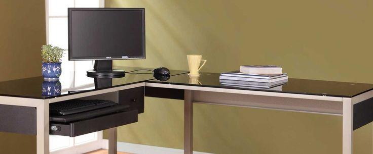 how to build a custom computer desk