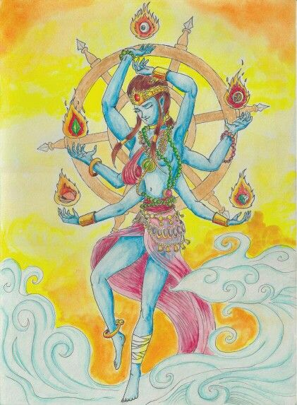 Shiva the Dancer