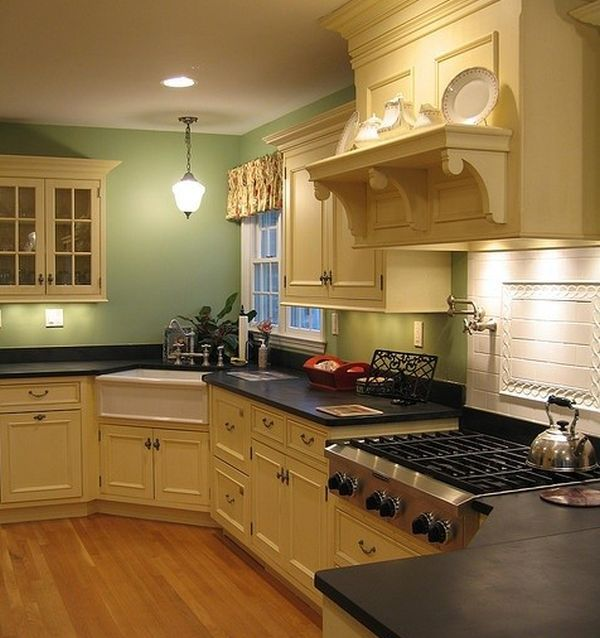 17 Best images about Kitchens on Pinterest | Corner cabinets ...