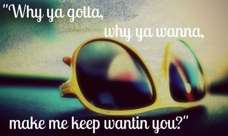 Why Ya Wanna - Janna Kramer