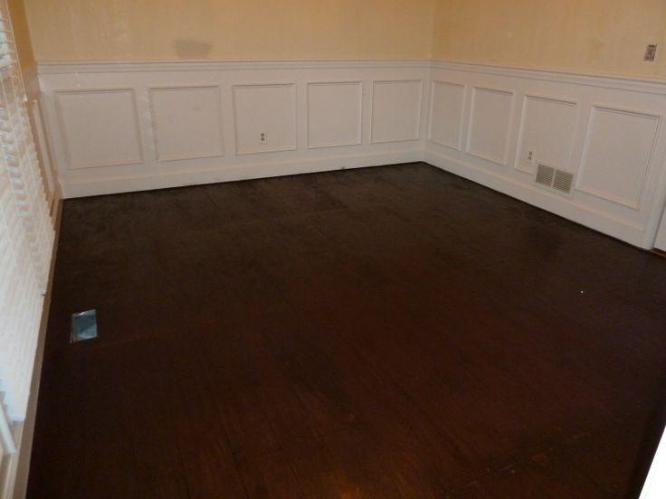 New Sub Flooring for Basement