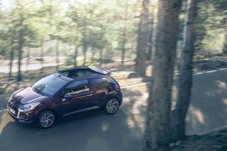 DS 3 Cabrio Partilhado de: www.dsautomobiles.pt