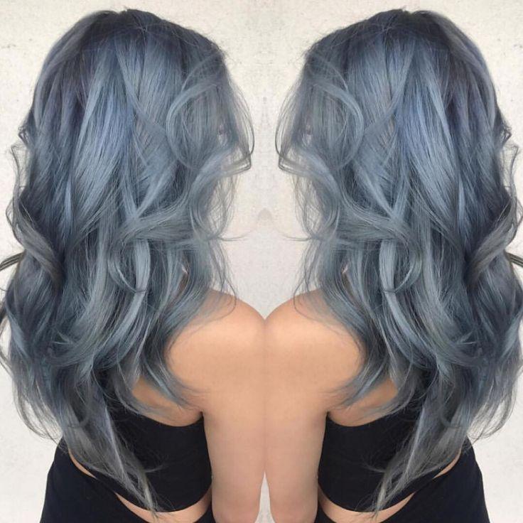 silver blue hair dye wwwpixsharkcom images galleries