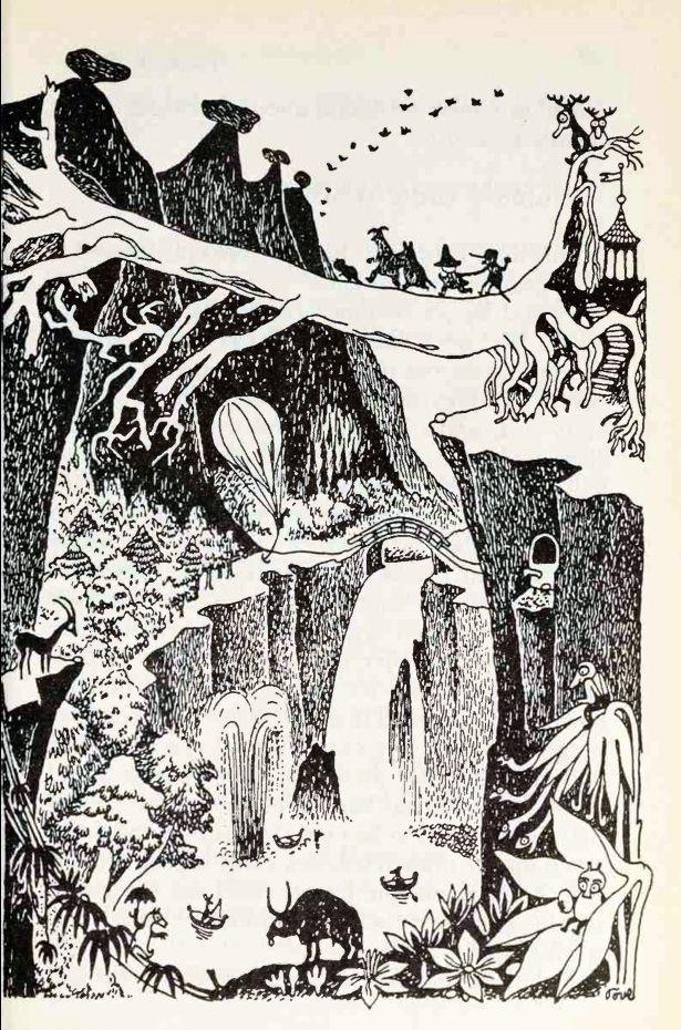 Moominpappa's Memoirs by Tove Jansson