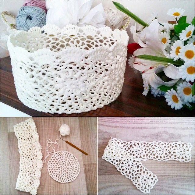 #örgüsepetim hazir  #sipariş #crochetbasket#crocheting#crochet#knit#knittinglove#handcraft#handmadewithlove#yarnaddict#yarn#hobilerimrengarenk#hobilerim#hobimix#elyapımı#orgusepet#örgüsepet#örgü#severekörüyoruz#örgüzamanı#dantelsepet#örgüaski#örüyorum#tigişi#örgümüseviyorum