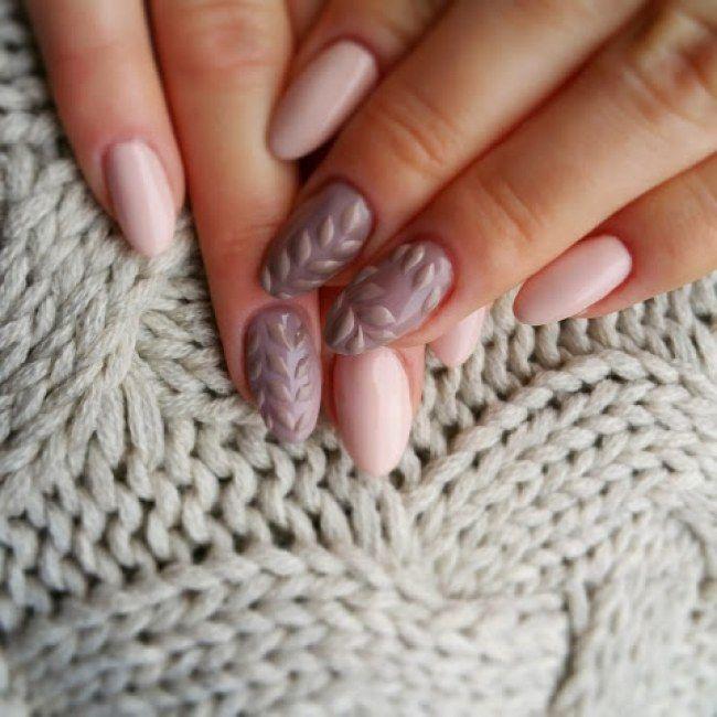 Wprawdzie to manicure dla WYJĄTKOWO cierpliwych, ale od czego są długie, jesienne, a już niedługo zimowe, wieczory?