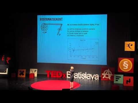 Daniela Ostatníková: Testosterón posol mužnosti - TEDxBratislava
