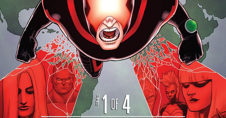 #XMen#Inhumans#DeathOfX#MuerteDeXWritten by:  Jeff Lemire Charles Soule  Art by: Aaron Kuder  Cover by: Aaron Kuder What happened eight months ago that set the Inhumans and X-Men on a collision course? Find out here! The Inhumans travel to Japan where one of the Terrigen Clouds creates a shocking new Inhuman. The X-Men travel to Muir Island where the second Terrigen Cloud causes something truly terrible. When these two events collide a war of catastrophic proportions explodes!Que pasó hace…