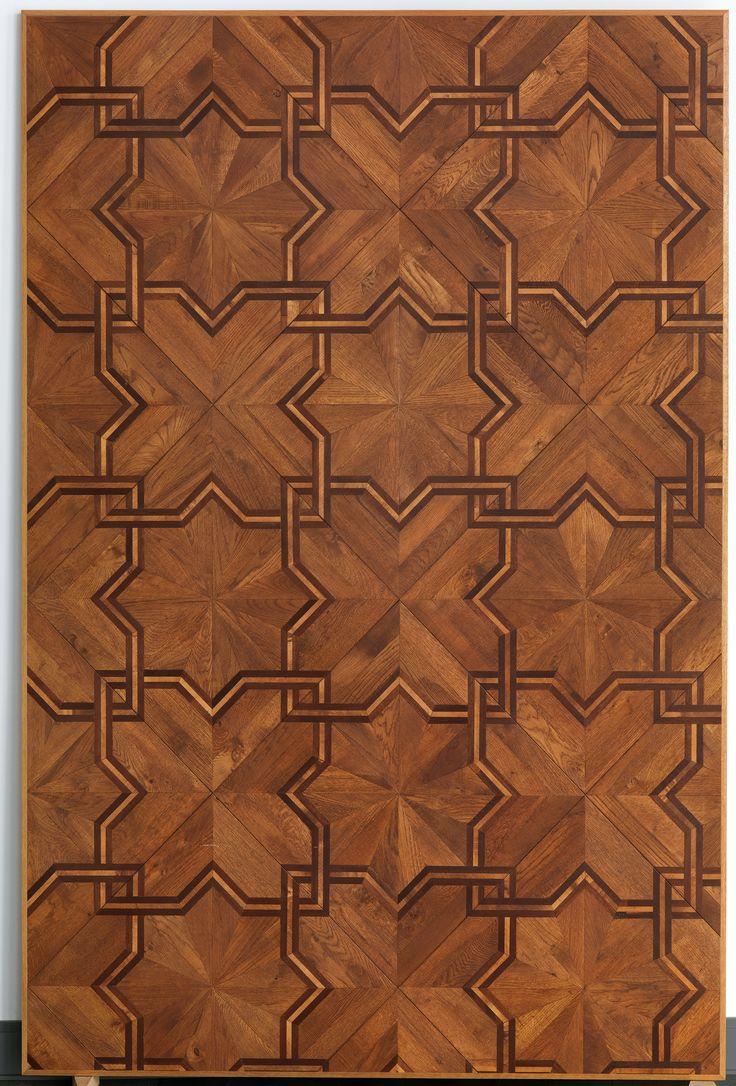 Parkettideen. Intarsienböden von Parkett Dietrich. #parkett #handwerk #intarsien