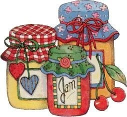 Cute canning clipart crafts printables pinterest clip art