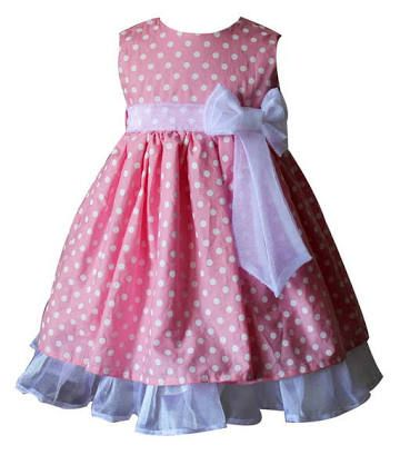 Resultado de imagen para vestidos para bebes recien nacidos