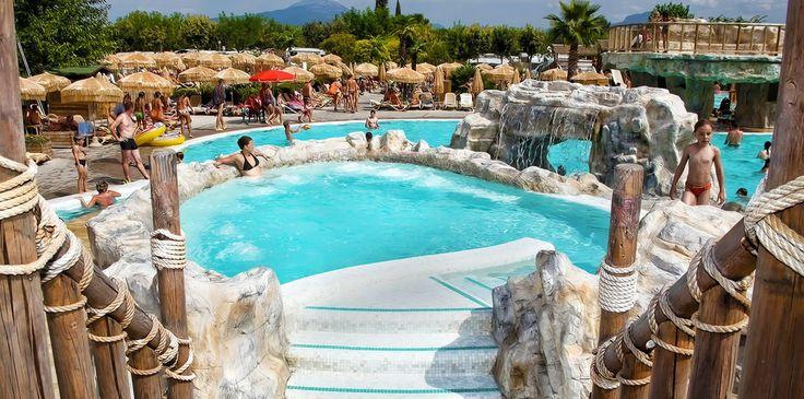 Zwembaden En Andere Voorzieningen   Piani di Clodia