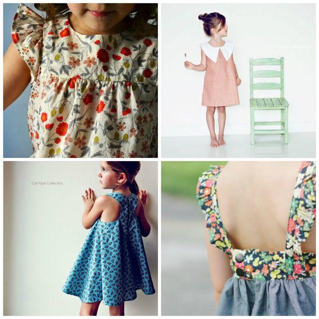 A Handmade Summer wardrobe for Sunny!