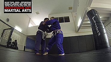 "Another awesome technique from Professional ‪#‎MMA‬ fighter and ‪#‎BJJ‬ purple belt Caleb ""Pitbull"" Lally!  http://tqmmathailand.com/brazilian-jiu-jitsu-bjj/"