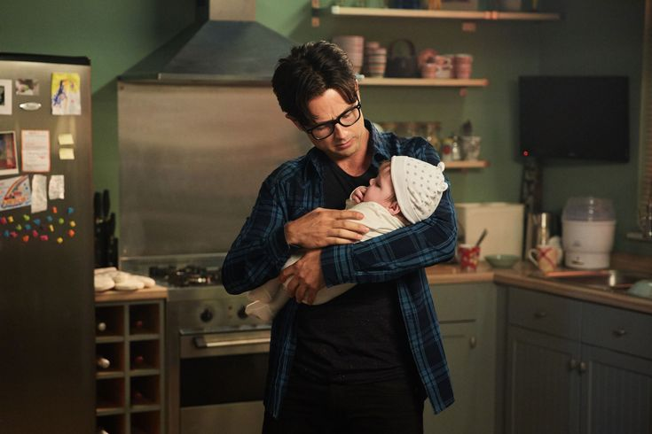 Justin Chatwin as Grant