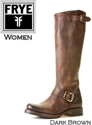 Frye Boots Veronica Slouch - Want.